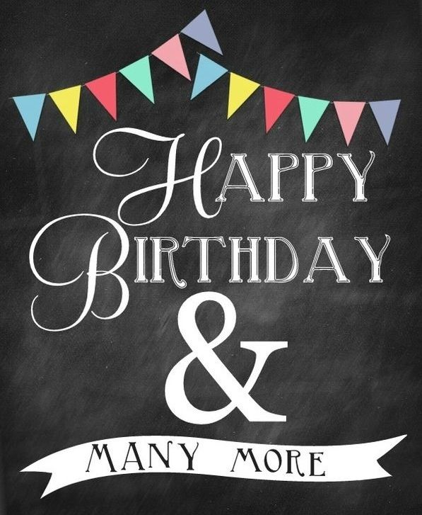 Friend Birthday Quotes Amusing 16Ct Chalk Birthday Napkins  ♥Birthday Wishes ♥  Pinterest .