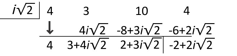 Synthetic Division of Polynomials | CK-12 Foundation
