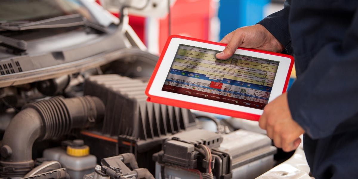 Customer Repair Tracking Software Digital Vehicle Inspection