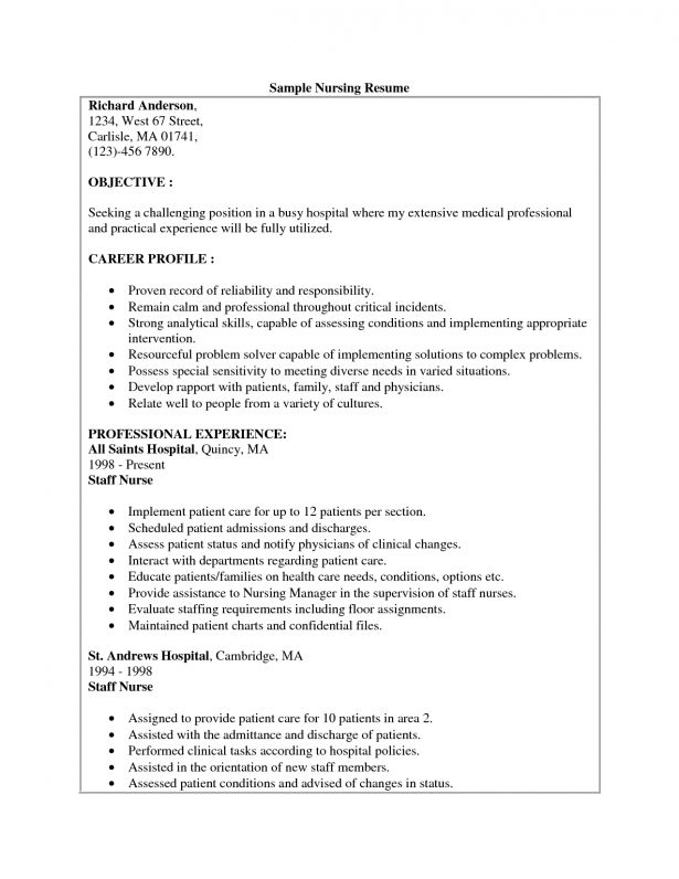 Resume : Resume Outline Example Sample Resumes For Teachers ...