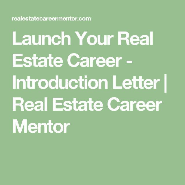 Best 25+ Introduction letter ideas on Pinterest | Letter to ...