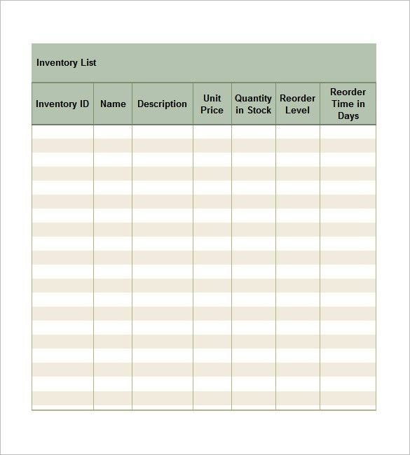 Free Excel Template – 20+ Free Excel Documents Download   Free ...