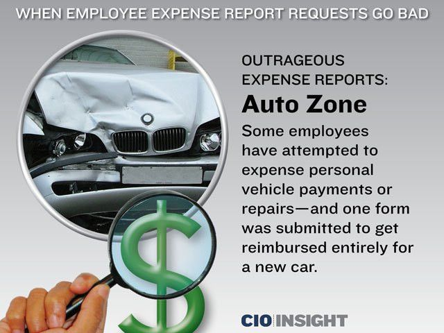 When Employee Expense Report Requests Go Bad