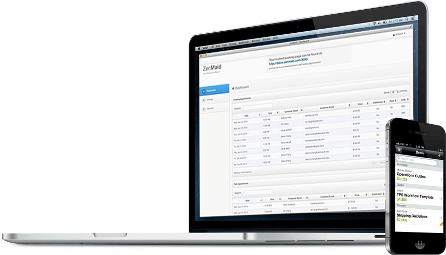 ZenMaid Software; Saves More than 90% of Operational Costs for ...