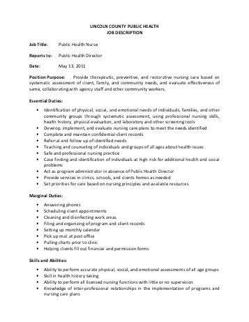 nurse aide job description for resume free resume example and cna ...