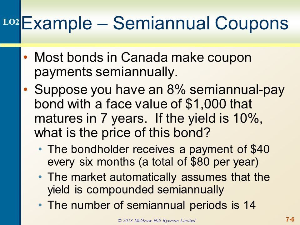 Valuing a Discount Bond with Annual Coupons - ppt video online ...