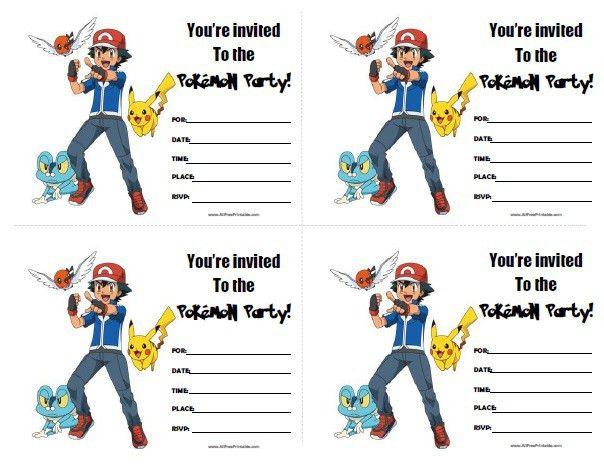 Birthday Invitation Printable – orderecigsjuice.info
