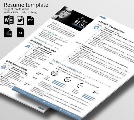 427 best Resume images on Pinterest | Resume templates, Cv design ...
