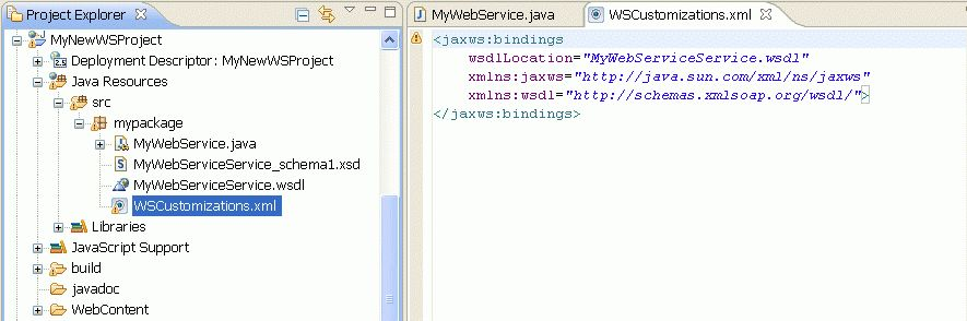 Web Services Development: Starting Points for JAX-WS
