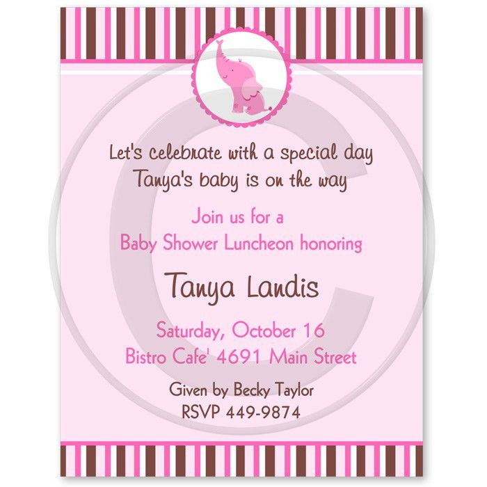 Wording On Baby Shower Invitations | THERUNTIME.COM