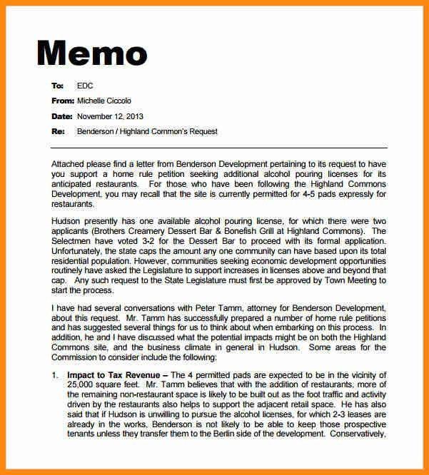 5+ professional memo template | model resumed