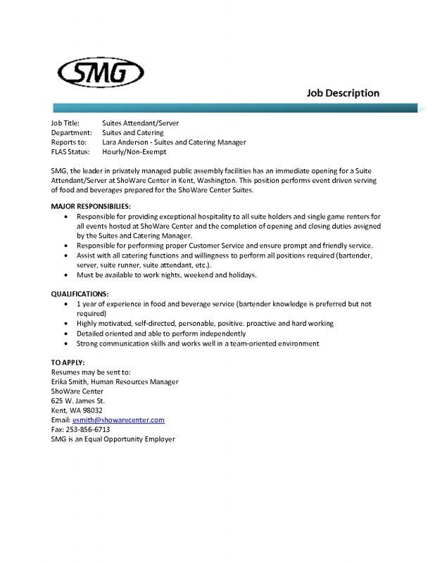 Assembler Job Description For Resume | Best Business Template