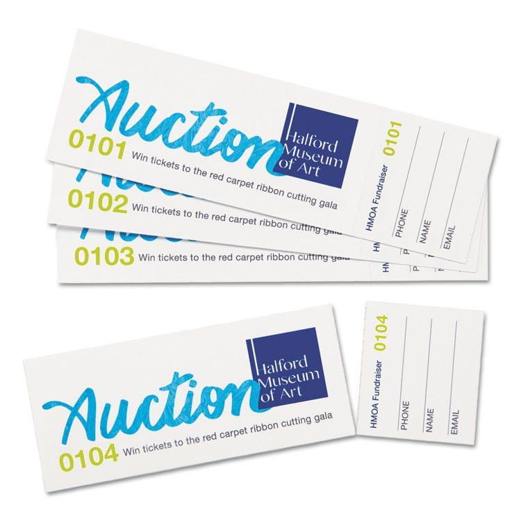 10 Best Images of Avery Event Ticket 16154 Templates - Avery ...