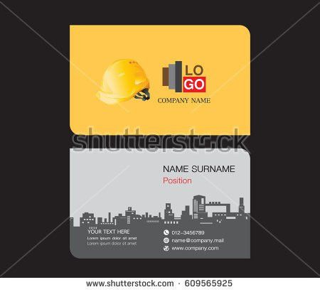 Name Card Template Stock Images, Royalty-Free Images & Vectors ...