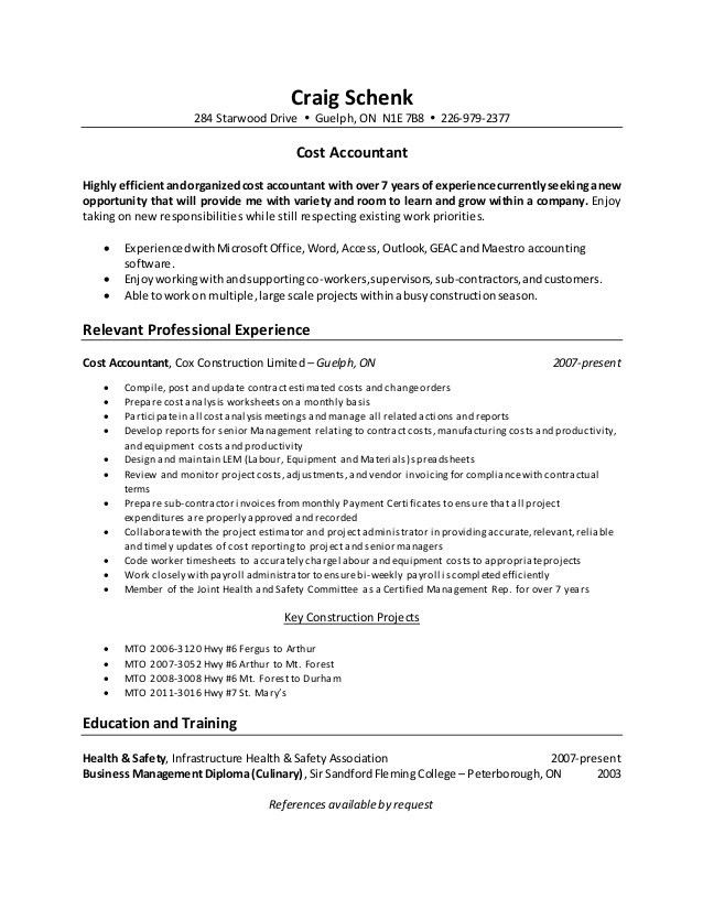 modern accountant resume templates examples samples. accountant cv ...