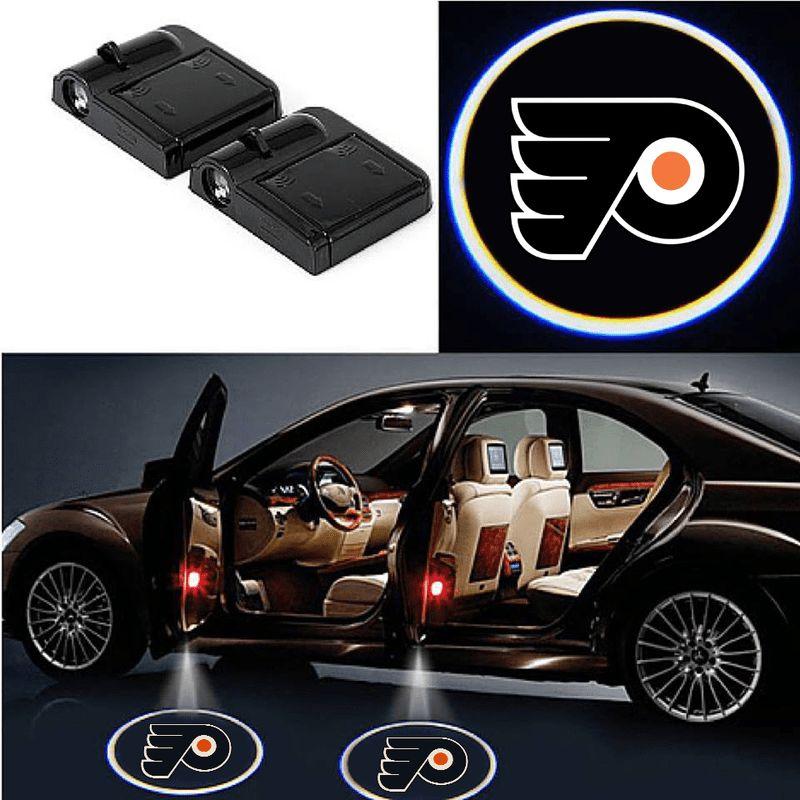 2 Wireless LED Laser Philadelphia Flyers Car Door Light – MY ...