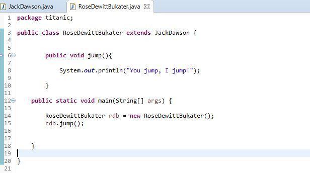 Java - Chapter 16 | Abstraction in Java | Abstract Java Example