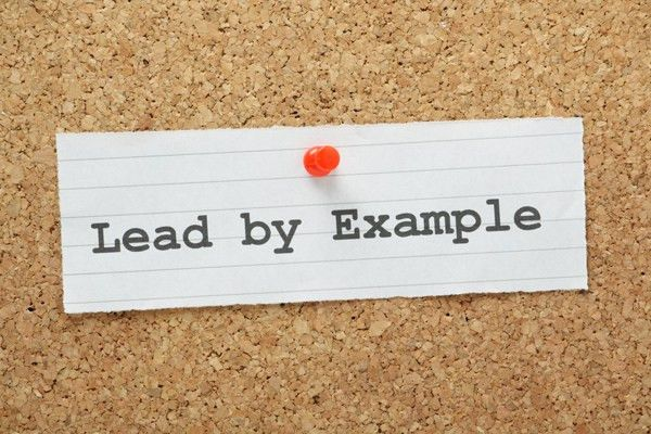 A Lean Journey: Leading by Example is a Trait of a True Lean Leader
