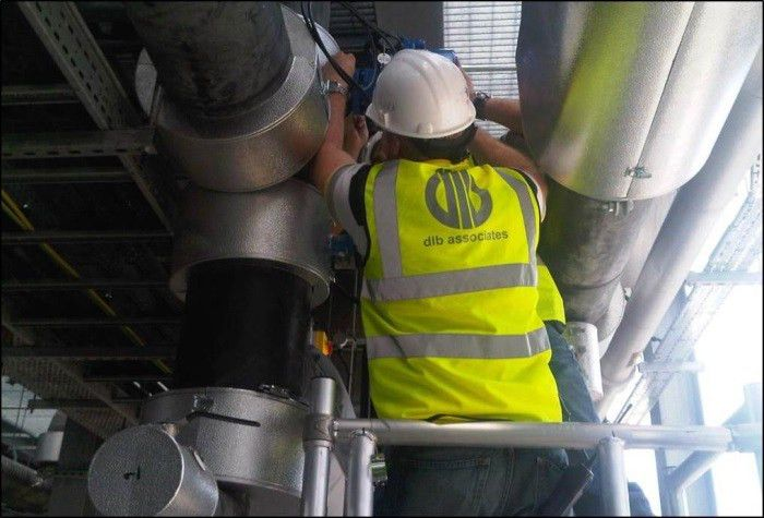 Commissioning | DLB Associates Consulting Engineers
