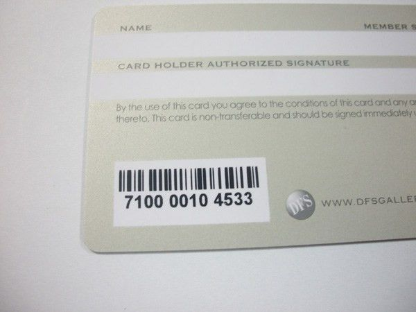 Online Get Cheap Printable Membership Cards -Aliexpress.com ...