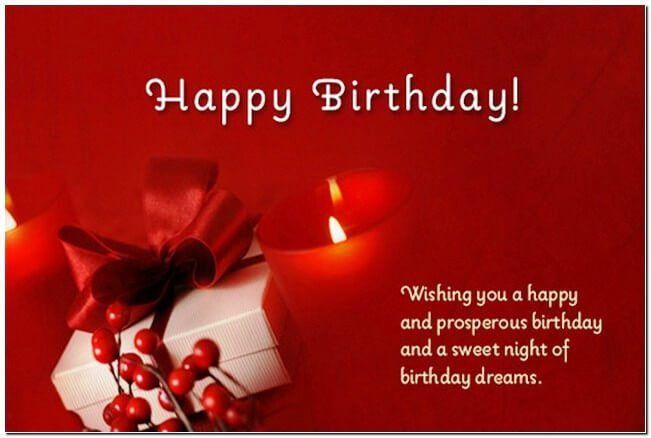 romantic birthday cards for him 121 super romantic birthday wishes ...