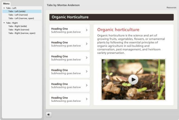 Elearning Templates   Free elearning templates for online training