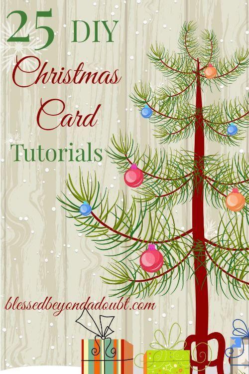 Best 25+ Diy christmas cards ideas on Pinterest | Xmas crafts ...