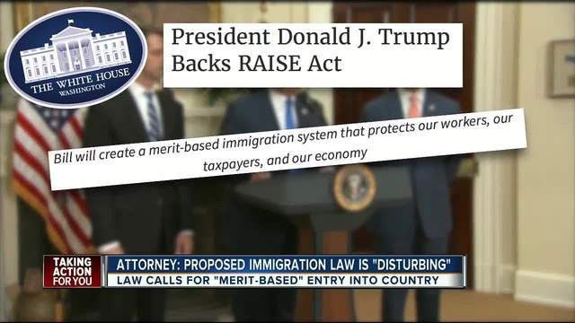 Immigration attorney: President Trump's new immigration law ...