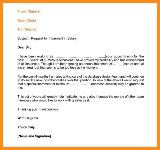 Business Letter – agenda example