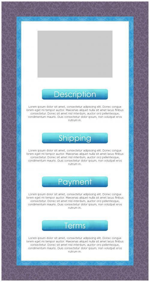 Artois Project » Free Ebay Templates and Ebay Template Generator