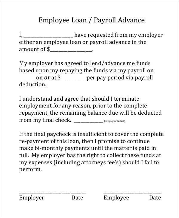 8+ Payment Contract Templates - Free Word, PDF Format Download ...