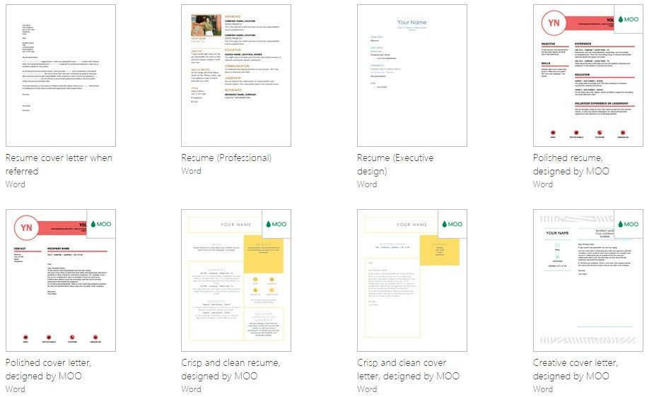How To Create The Perfect Cv To Land A Job Resume Examples For ...