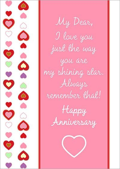 Free Printable Anniversary Cards For Mom And Dad | Infocard.co