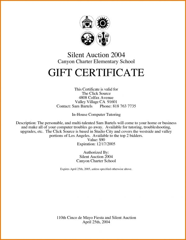 Donation Certificate Template.4187734.png | Scope Of Work Template