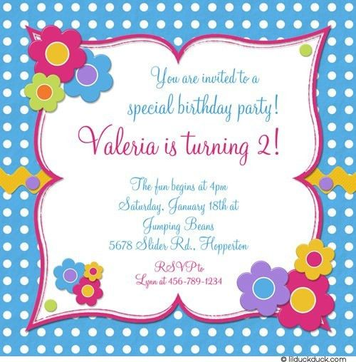 Create Easy Make Birthday Invitations Printable | Ecofriendly ...