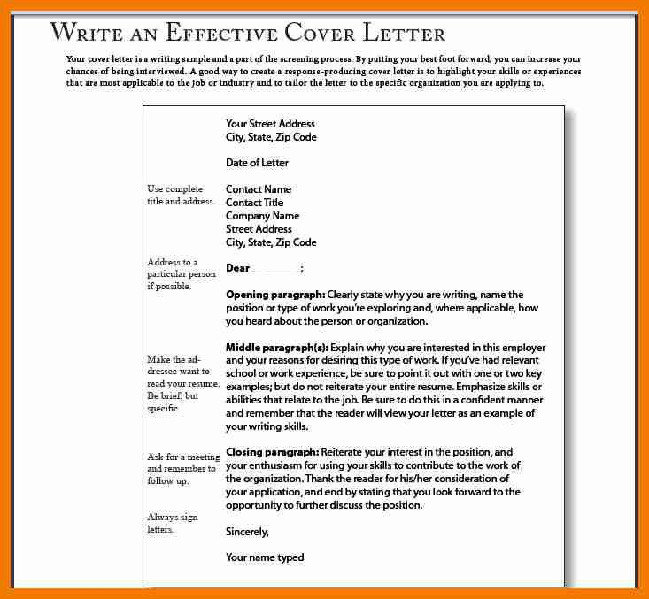 7+ great cover letter opening | resume holder
