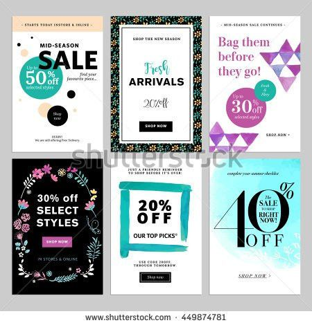 Email Template Stock Images, Royalty-Free Images & Vectors ...