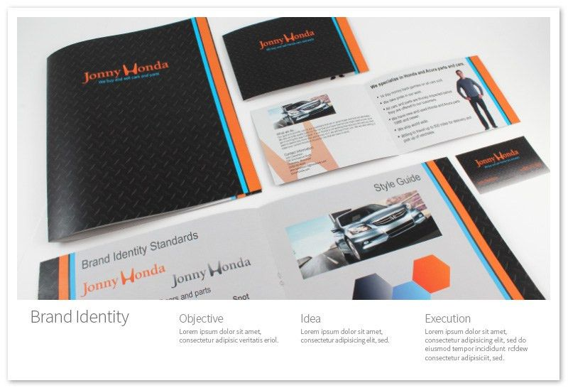 Graphic Design Portfolio - Portfolio