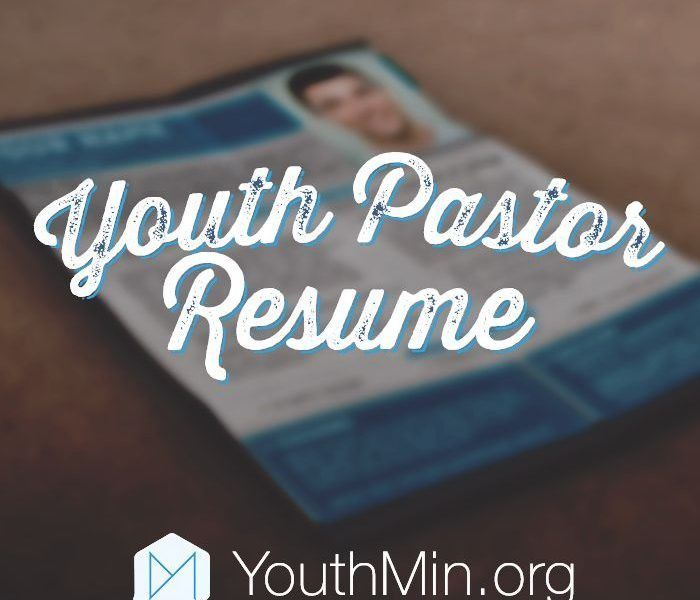 Gorgeous Ideas Ministry Resume Templates 13 Youth Pastor Resume ...