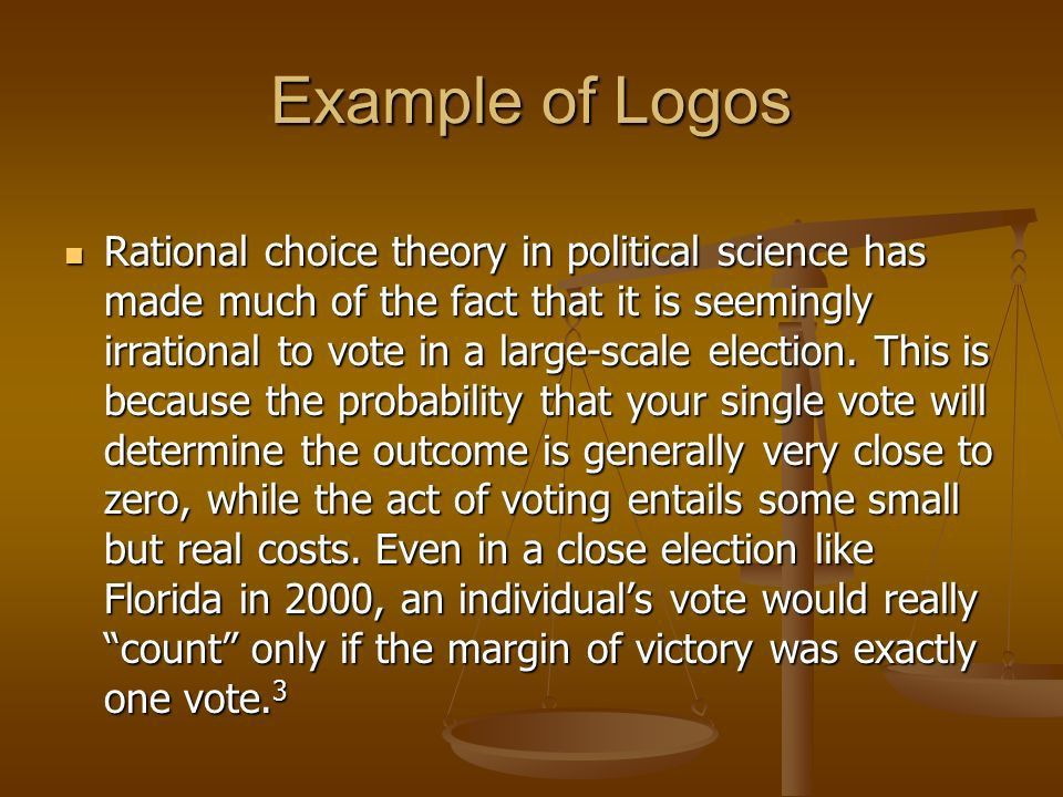 Ethos, Pathos, and Logos Appeals in Argument. - ppt download