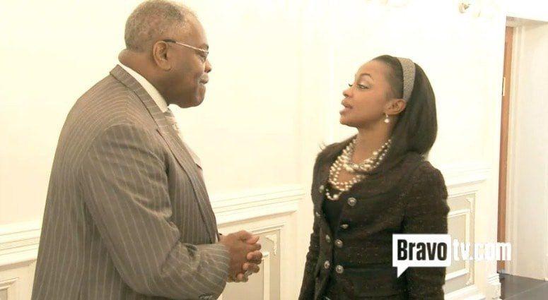 A Retrospective Of Phaedra Parks' Real Housewives Of Atlanta Drama!