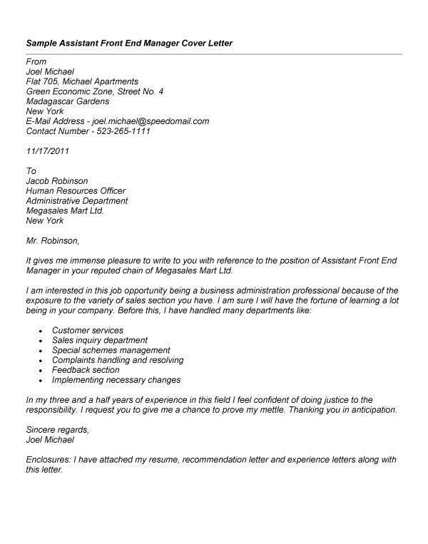 Example Cover Letter Closing Paragraph Customer Service Cover ...
