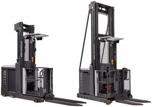 Order pickers   UniCarriers Europe