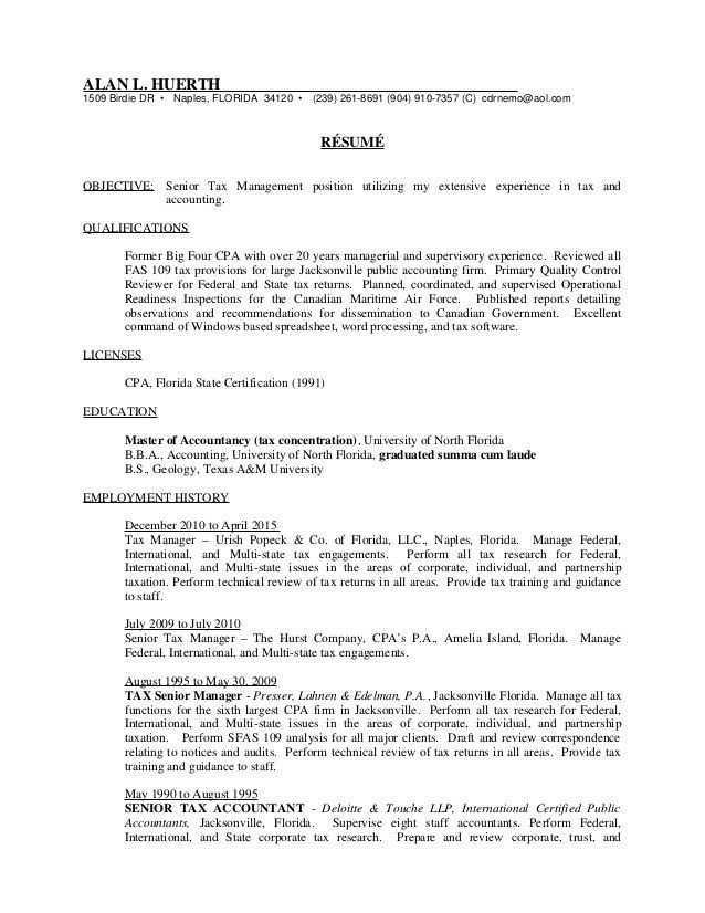 technical training manager resume