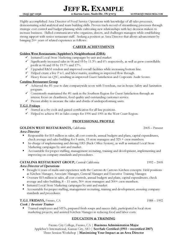 sample food service worker resume food service worker resume