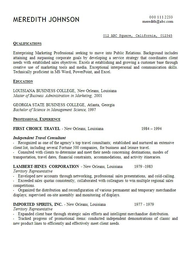 resume objective statement examples examples resumes resume ...