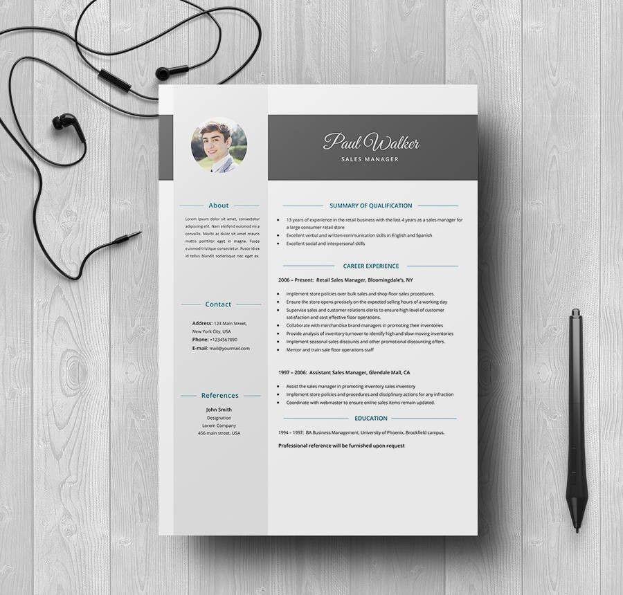 29+ Resume Templates   Free & Premium Templates