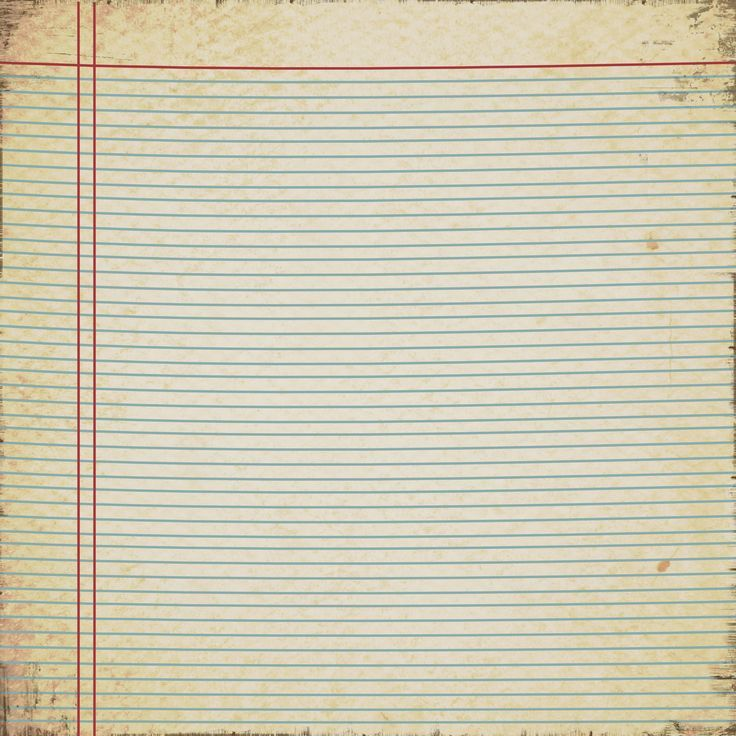 Notebook Paper Template For Word [Template.billybullock.us ]