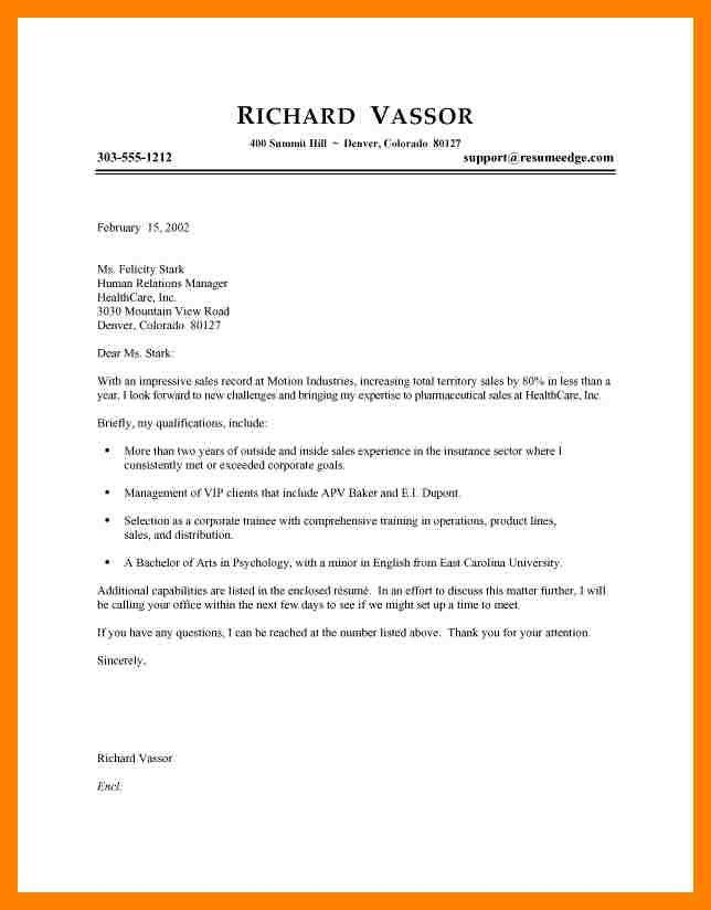 10+ sales letter example   producer resume
