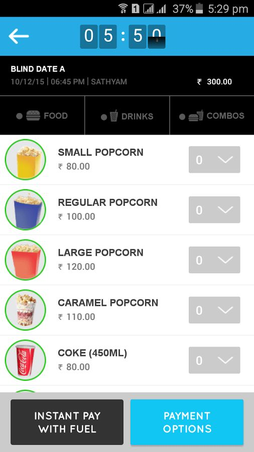 SPI Cinemas Movie Tickets - Android Apps on Google Play